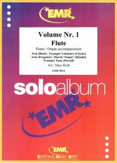 Solo Album Vol. 01  (Flöte)