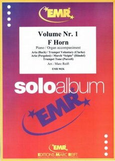 Solo Album Vol. 01  (Horn in F)