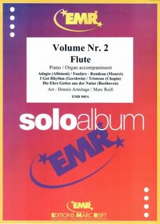 Solo Album Vol. 02  (Flöte)