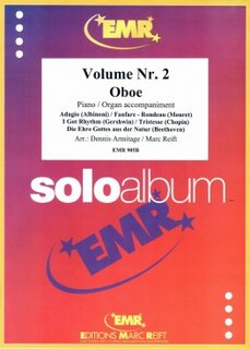 Solo Album Vol. 02  (Oboe)