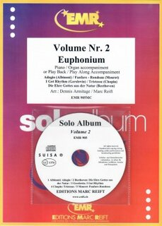 Solo Album Vol. 02 + CD  (Eufonium)