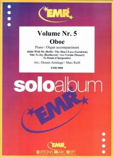 Solo Album Vol. 05  (Oboe)