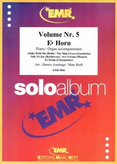 Solo Album Vol. 05  (Horn in Es)