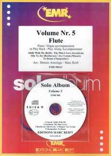 Solo Album Vol. 05 + CD  (Flöte)