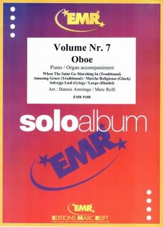Solo Album Vol. 07  (Oboe)