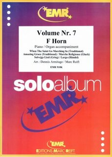 Solo Album Vol. 07  (Horn in F)
