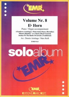 Solo Album Vol. 08  (Horn in Es)