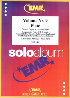 Solo Album Vol. 09  (Flöte)