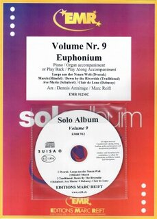 Solo Album Vol. 09 + CD  (Eufonium)