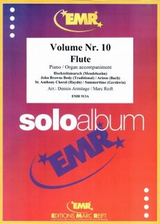 Solo Album Vol. 10  (Flöte)