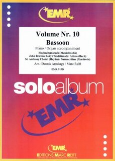 Solo Album Vol. 10  (Fagott)