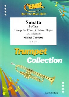 Sonata in D minor (Trompete)
