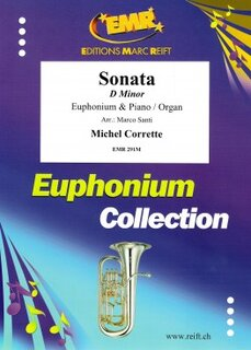 Sonata in D minor (Eufonium)