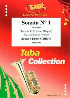 Sonata N° 1 in A minor (Tuba)