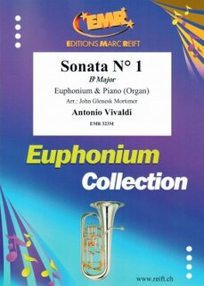 Sonata N° 1 in Bb major (Eufonium)