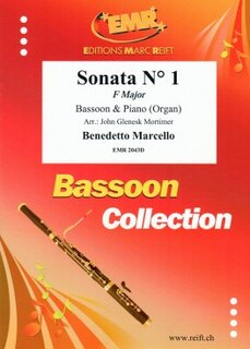 Sonata N° 1 in F major (Fagott)