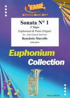 Sonata N° 1 in F major (Eufonium)