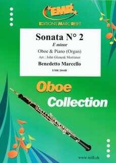 Sonata N° 2 in E minor (Oboe)