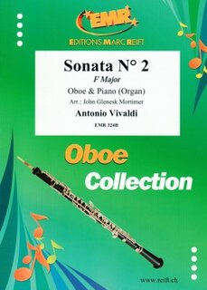 Sonata N° 2 in F major (Oboe)