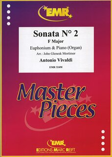 Sonata N° 2 in F major (Eufonium)
