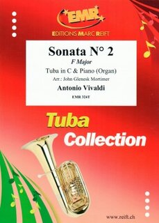 Sonata N° 2 in F major (Tuba)