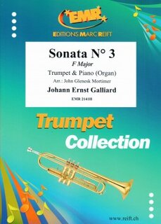 Sonata N° 3 in F major (Trompete)