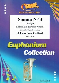 Sonata N° 3 in F major (Eufonium)