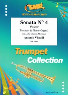 Sonata N° 4 in Bb major (Trompete)