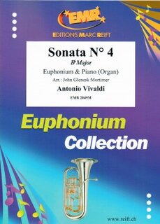 Sonata N° 4 in Bb major (Eufonium)