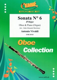 Sonata N° 6 in Bb major (Oboe)