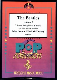 The Beatles Vol. 2 (2 Tenor Saxophones)