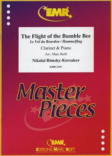 The Flight of the Bumble Bee (Klarinette)