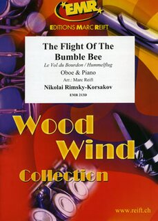 The Flight of the Bumble Bee (Oboe)
