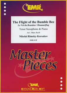 The Flight of the Bumble Bee (Tenor Saxophone)