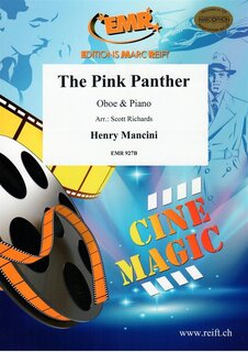 The Pink Panther (Oboe)