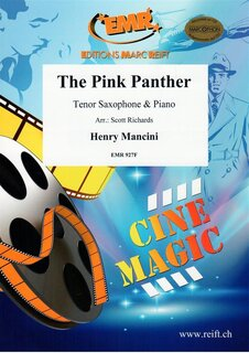 The Pink Panther (Tenor Saxophone)