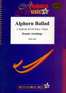 Alphorn Ballad (2 Alphorns in Gb)