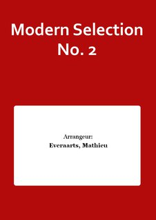 Modern Selection No. 2