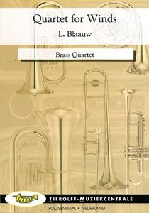 Quartet For winds, brass quartet