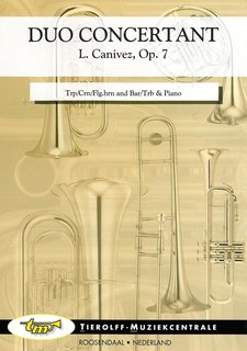 Duo Concertante Opus 7, trumpet & trombone and piano