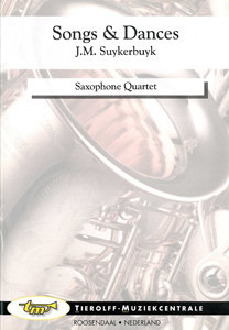 Songs And Dances, saxophone quartet