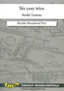 Six Easy Trios, woodwind trio