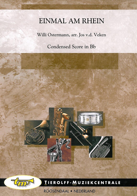 Einmal Am Rhein | Noten - Walzer | Willi Ostermann | Arr