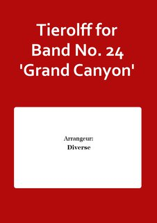 Tierolff for Band No. 24 Grand Canyon