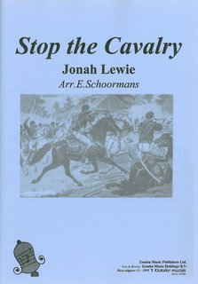 Stop The Cavalry - Partitur+Stimmen