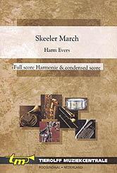 Skeeler March - Partitur+Stimmen