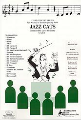Jazz Cats - Partitur+Stimmen
