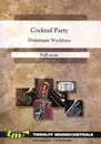 Cocktail Party - Partitur+Stimmen