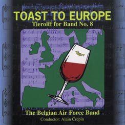 Toast To Europe - Partitur+Stimmen