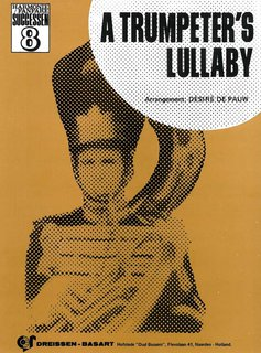 A Trumpeters Lullaby - Partitur